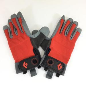 ブラックダイヤモンド BLACK DIAMOND クラッグ グローブ Crag Gloves  UNISEX L レッド系|2ndgear-outdoor