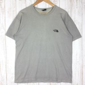 ノースフェイス NORTH FACE 90s ROCKSOLIDシリーズ NSE Tシャツ  Asian MEN's M ベージュ系 2ndgear-outdoor