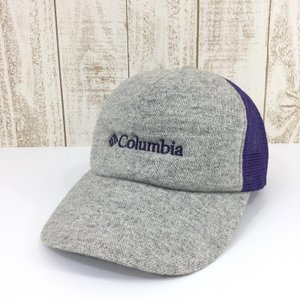 コロンビア COLUMBIA メッキュ キャップ  UNISEX One パープル系 2ndgear-outdoor