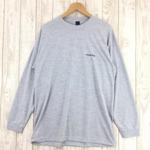 モンベル MONTBELL WIC.ライトロングスリーブTシャツ #1  Asian MEN's L グレー系|2ndgear-outdoor