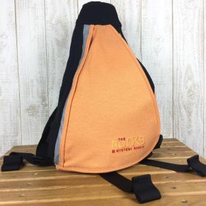ミステリーランチ MYSTERY RANCH THE WORKS TRIGON ショルダーバッグ  One オレンジ系|2ndgear-outdoor