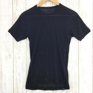 ファイントラック FINE TRACK ドライレイヤー Tシャツ  Asian MEN's S ブラック系|2ndgear-outdoor