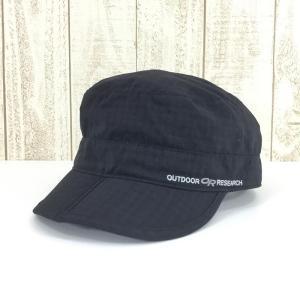 アウトドアリサーチ OUTDOOR RESEARCH レイダーポケットキャップ RADAR POCKET CAP 希少色 UNISEX M ブラック系|2ndgear-outdoor