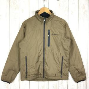 【MEN's S】コロンビア クリフハンガー ジャケット オムニヒート オムニシールド COLUMBIA PM5767 ベージュ系|2ndgear-outdoor