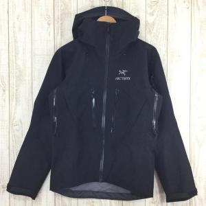 アークテリクス ARCTERYX アルファ SV ジャケット Alpha SV Jacket  International MEN's XS BLAC|2ndgear-outdoor