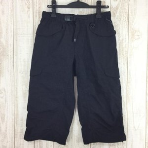 コロンビア ブルーステム 3/4 パンツ BLUESTEM 3/4 Pant COLUMBIA PM8921 MEN's M ブラック系 2ndgear-outdoor