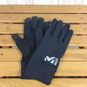 【UNISEX M】ミレー QD トレック グローブ MILLET MIV01296 ブラック系 2ndgear-outdoor