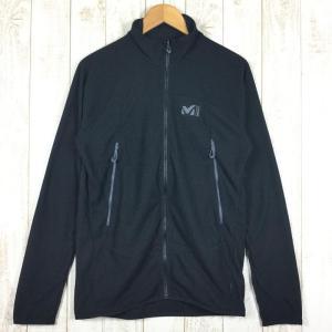 【MEN's M】ミレー K ライト グリッド ジャケット MILLET MIV8269 ブラック系 2ndgear-outdoor