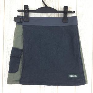 マナスタッシュ MANASTASH ラップスカート  WOMEN's S グリーン系|2ndgear-outdoor