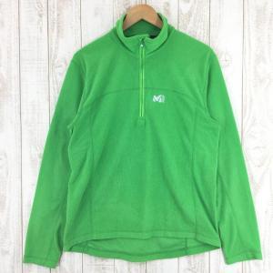 【MEN's L】ミレー ベクター グリッド クォーター ジップ ジャケット Vector Grid Quarter Zip Jacket MILLE 2ndgear-outdoor