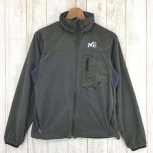 【MEN's XXS】ミレー マイクロマティーク ハイブリッド ジャケット MICROMATTIQUE HYBRID JKT MILLET MIV03 2ndgear-outdoor