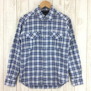 【MEN's XS】ミレー バックパック ウー ル ロングスリーブ シャツ BACK PACK WOOL LS SHIRT MILLET MIV060 2ndgear-outdoor