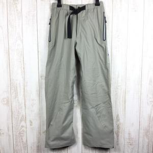 モンベル スーパーハイドロブリーズ インシュレーテッド パンツ MONTBELL 1102381 Asian MEN's S ベージュ系|2ndgear-outdoor