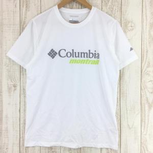 コロンビア COLUMBIA モントレイル トリニティ トレイル ティー  MEN's L ホワイト系 2ndgear-outdoor