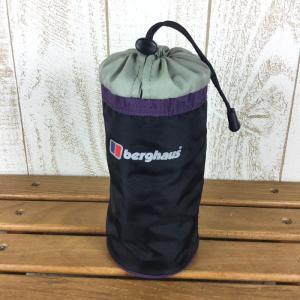 バーグハウス BERGHAUS ボトルホルダー  One ブラック系|2ndgear-outdoor