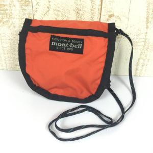 モンベル MONTBELL O.D.ロールペーパーキット トイレットペーパー ホルダー  One オレンジ系|2ndgear-outdoor