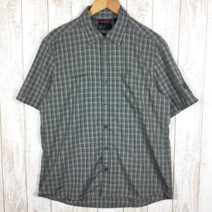 マムート MAMMUT レニシャツ Lenni Shirt  International MEN's L グリーン系|2ndgear-outdoor