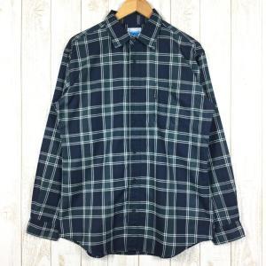 コロンビア COLUMBIA ハルバートコウブシャツ  MEN's XL グリーン系 2ndgear-outdoor