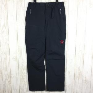 マムート MAMMUT ソフテック トラバース パンツ SOFtech TRAVERSE Pants  International MEN's L ブ|2ndgear-outdoor