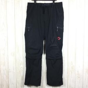 マムート MAMMUT タフライト 3/4 2in1 パンツ Tuff Light 3/4 2in1 Pants  International MEN|2ndgear-outdoor