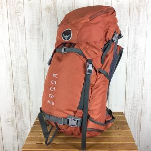 オスプレー OSPREY KODE38 コード38 バックパック  M オレンジ系|2ndgear-outdoor