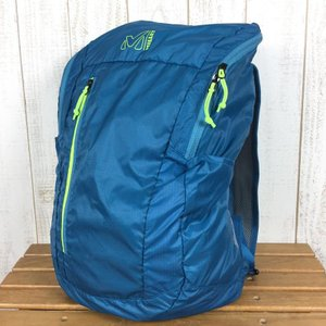 ミレー MILLET デフィ 23 DEFI 23 デイパック パッカブル バックパック ポータブル アタックザック  One ブルー系|2ndgear-outdoor