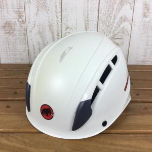 マムート MAMMUT スカイウォーカー 山岳ヘルメット  One ホワイト系|2ndgear-outdoor