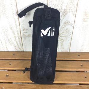 ミレー MILLET ライト ボトル ポケット  One 0247 BLACK-NOIR ブラック系|2ndgear-outdoor