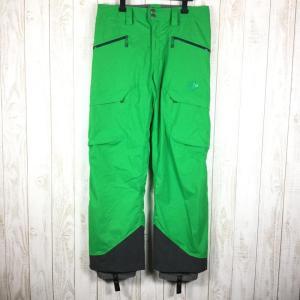 【MEN's 50】マムート ストーニー パンツ Stoney HS Pants ハードシェルパンツ MAMMUT 1020-09150 グリーン系|2ndgear-outdoor