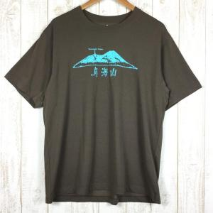 モンベル WIC T 鳥海山 限定モデル MONTBELL 1114114 Asian MEN's XL ブラウン系|2ndgear-outdoor