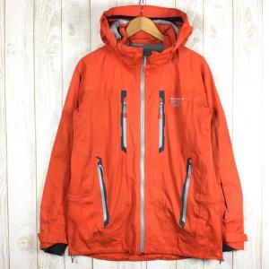 マウンテンハードウェア MOUNTAIN HARDWEAR アラカザムジャケット  MEN's M オレンジ系 2ndgear-outdoor
