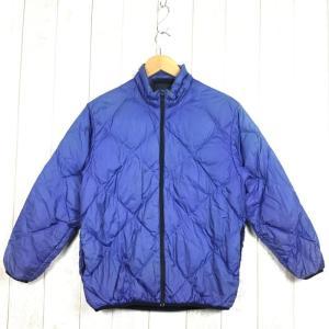 モンベル ライトウェイト ダウン ジャケット MONTBELL 1101139 Asian MEN's XS パープル系|2ndgear-outdoor