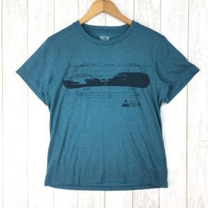 マウンテンハードウェア ショートスリーブ クイックドライ Tシャツ MOUNTAIN HARDWEAR OE7252 MEN's S グリーン系 2ndgear-outdoor