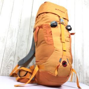 マムート MAMMUT トリオン ガイド 35+7L Trion Guide 35+7L バックパック  One オレンジ系|2ndgear-outdoor