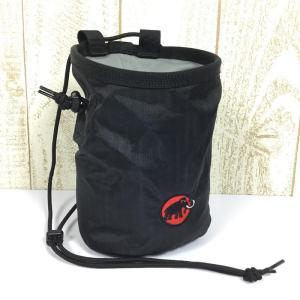 マムート MAMMUT ベーシック チョーク バッグ Basic Chalk Bag  One ブラック系|2ndgear-outdoor