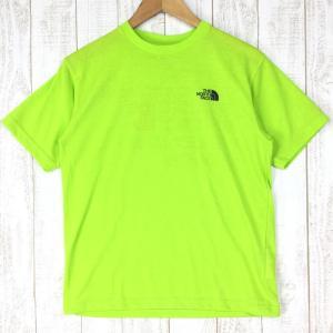 ノースフェイス TNF プリント Tシャツ TNF Print Tee NORTH FACE NT32056 Asian MEN's S グリーン系|2ndgear-outdoor