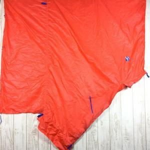 ファイントラック FINE TRACK ツエルトI 1〜2人用 シェルター 簡易テント ツエルト1  ツェルト  One オレンジ系|2ndgear-outdoor