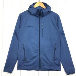マムート MAMMUT エクスカーション アドバンスド ジャケット EXCURSION Advanced Jacket  MEN's S ブルー系|2ndgear-outdoor