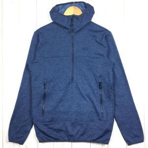 ミレー ボールディー プルオーバー フーディー MILLET MIV7987 International MEN's XS ブルー系|2ndgear-outdoor