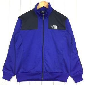 ノースフェイス ジャージー ジャケット Jersey Jacket NORTH FACE NT11950 Asian MEN's S ブルー系|2ndgear-outdoor