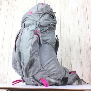 ノースフェイス バンチー 50 Banchee 50 バックパック NORTH FACE NMW61405 WOMEN's XS/S グレー系|2ndgear-outdoor