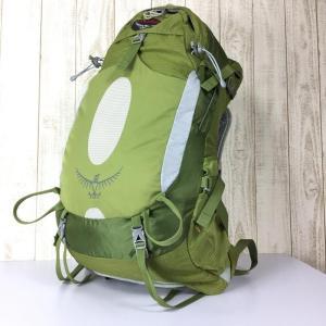 オスプレー アトモス 35 ATMOS 35 バックパック OSPREY M グリーン系|2ndgear-outdoor