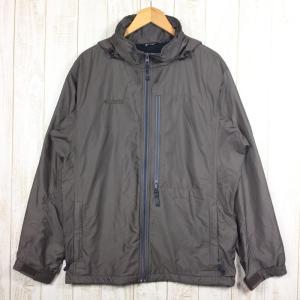 【MEN's XL】コロンビア ビエント ジャケット Viento Jacket COLUMBIA PM3284 ブラウン系|2ndgear-outdoor
