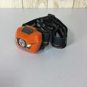 ブラックダイヤモンド ストーム ヘッドランプ 100ルーメン BLACK DIAMOND オレンジ系|2ndgear-outdoor