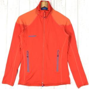 マムート アイスヴァンド マイクロ ジャケット Eiswand Micro Jacket ポーラテックパワードライ アイガーエクストリーム MAMMU|2ndgear-outdoor