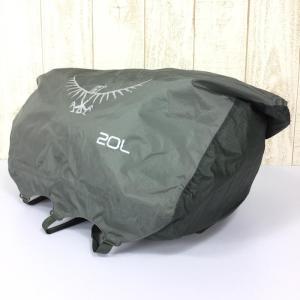 オスプレー OSPREY ストレートジャケット コンプレッションサック 20L  20 チャコール系|2ndgear-outdoor