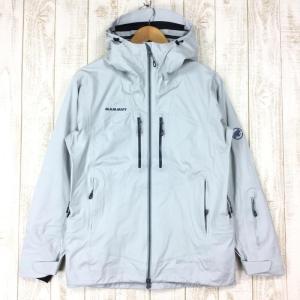 マムート MAMMUT スノー トリック ジャケット SNOW TRICK Jacket  International MEN's XS ブルー系|2ndgear-outdoor