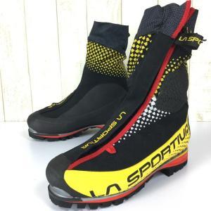スポルティバ ガッシャブルム5 G5 厳冬期高所向け 登山靴 SPORTIVA 21C MEN's US10 UK9 EUR43 27.3cm イエロ|2ndgear-outdoor