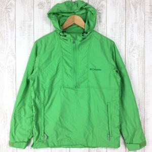 コロンビア ヘイゼン プルオーバー ジャケット COLUMBIA PL3564 WOMEN's M グリーン系 2ndgear-outdoor