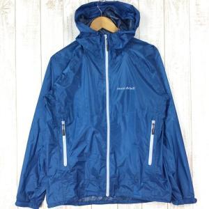 モンベル バーサ ライト ジャケット MONTBELL 1128291 Asian MEN's S ブルー系|2ndgear-outdoor